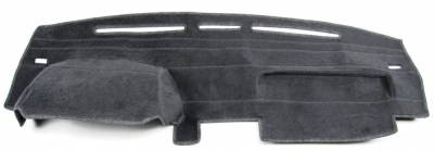 DashCare by Seatz Mfg - Dash Cover - Isuzu  Pickup 1988-1995 (With Or Withour Clock)