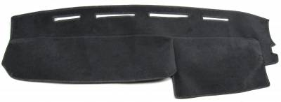 DashCare by Seatz Mfg - Dash Cover - Nissan Van XE 1987-1989