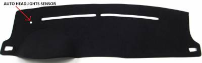 DashCare by Seatz Mfg - Dash Cover - Chevrolet Equinox 2005-2009
