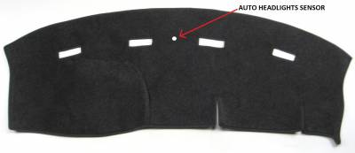 DashCare by Seatz Mfg - Dash Cover - Chrysler Concorde 1993-1997