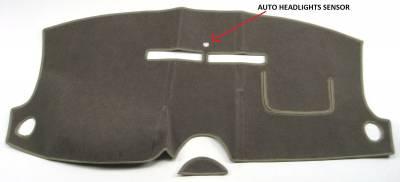DashCare by Seatz Mfg - Dash Cover - Chrysler Aspen 2007-2009