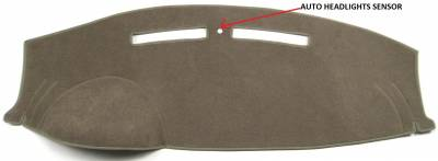 DashCare by Seatz Mfg - Dash Cover - Chrysler Sebring 2007-2010