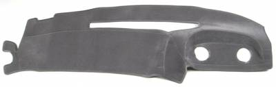 DashCare by Seatz Mfg - Dash Cover - GMC Sierra Pickup 1995-1996