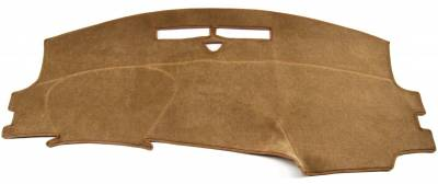 DashCare by Seatz Mfg - Buick Rendezvous 2001-2007 -  DashCare Dash Cover