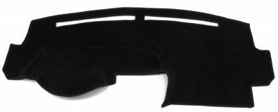 DashCare by Seatz Mfg - Dash Cover - Honda Fit 2007-2008