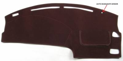 DashCare by Seatz Mfg - Dash Cover - Nissan Quest 1999-2003