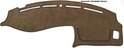 DashCare by Seatz Mfg - Dash Cover - Mitsubishi Diamonte 1997-2005