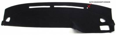 DashCare by Seatz Mfg - Dash Cover - Nissan Maxima 1989-1994