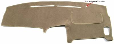 DashCare by Seatz Mfg - Dash Cover - Nissan Pathfinder 1996-2000