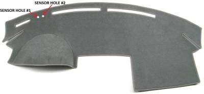 DashCare by Seatz Mfg - Dash Cover - Nissan Altima 2005-2006