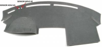 DashCare by Seatz Mfg - Nissan Altima 2005-2006 -  DashCare Dash Cover
