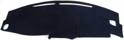 DashCare by Seatz Mfg - Dash Cover - Nissan Quest 1993-1995