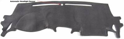 DashCare by Seatz Mfg - Kia Rondo 2007-2010 -  DashCare Dash Cover