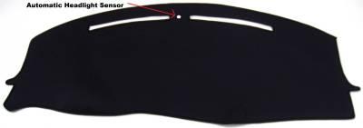 DashCare by Seatz Mfg - Dash Cover - Dodge Challenger 2015-2016