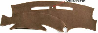 DashCare by Seatz Mfg - Dash Cover - Oldsmobile Aurora 2001-2003