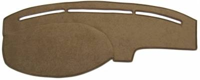 DashCare by Seatz Mfg - Dash Cover - Cadillac Catera 1996-1999