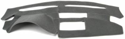 DashCare by Seatz Mfg - Dash Cover - Honda Civic CRX 1983-1987