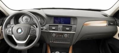 BMW 3 Dash ooks like this