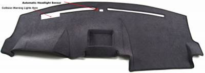 Dash Cover - Ford F150 Pickup 2015-2018