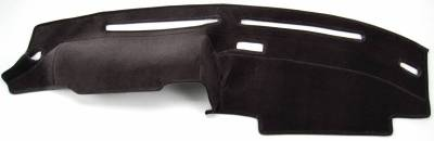 DashCare by Seatz Mfg - Dash Cover - Subaru DL GL 4 Door And Wagon 1986-1989