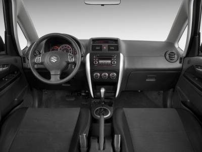 Your dash should look like this.