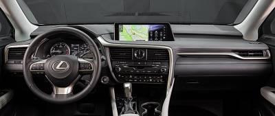 Lexus RX Large Display