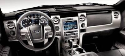 F150 Dash
