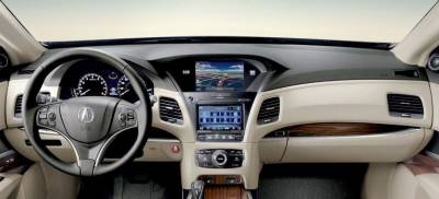 Acura RLX Dash