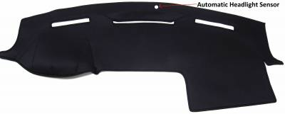 Dash Cover Dodge Ram 1500 Pickup 2009 2014 Extended