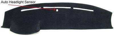 F150 dash cover