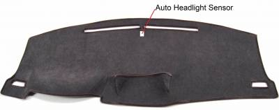DashCare by Seatz Mfg - Dash Cover - Honda CRV 2012-2016