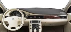 S80 Dash No Pop-Up Display