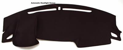 DashCare by Seatz Mfg - Dash Cover - Honda Civic 2016-2018