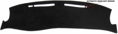 DashCare by Seatz Mfg - Cadillac Seville STS & SLS 1998-2004 -  DashCare Dash Cover