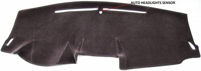 Dodge Journey dash cover