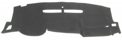 *07-132* dash cover for 2 Glove box version dashboard
