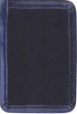 Velour 35 Dark Blue