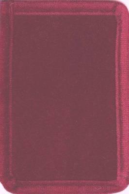Velour 32 Red