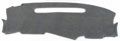 Chevy S10 dash cover