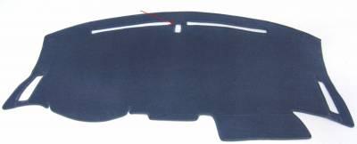 Honda Odyssey dash cover