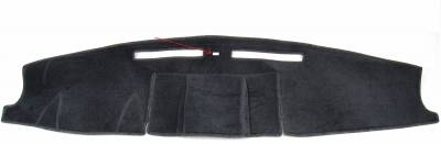 Ford Super Duty dash cover