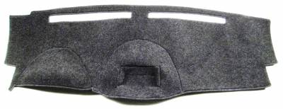 Nissan Titan dash cover version for Small Display and Bin