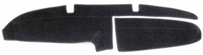 Dodge RamCharger dash cover