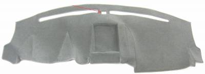 """Ford F150 """"A"""" version dash cover - larger center bin"""