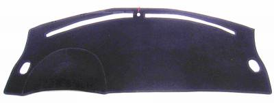 Jaguar XF dash cover