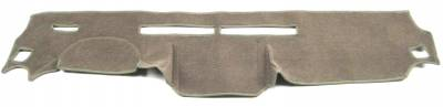 Jeep Wrangler dash cover - No tower speakers