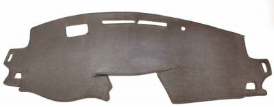 Lexus RX Series dash cover with Optional cutouts