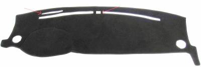 Lincoln MKS dash cover