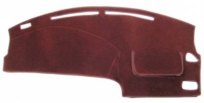 Nissan Quest dash cover