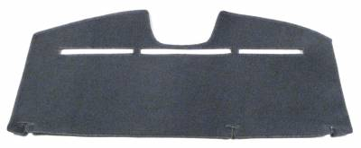 Toyota Camry rear deck cover